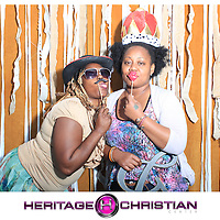 Heritage Church Photo Booth
