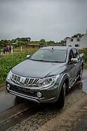 Mitsubishi truck test