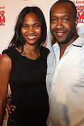 Jeff and Nicole Friday at ' The Young Hollywood ' panel at The 2008 American Black Film Festival  held at The Writers Guild of America on August 9, 2008...The Festival film slate is primarily composed of world premieres (shorts, narrative features and documentaries), positioning it as the leading film festival in the world for African American and urban content. Since its inception ABFF, has screened over 450 films and has rewarded and redefined artistic excellence in independent filmmaking.