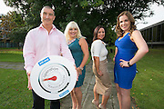 Repro Free: 30/09/2014 <br /> Friends reunited, Marc Gibbs, Deirdre O&rsquo;Donovan, Jennifer Bonus  and Siobhan McKillen, Operation Transformation 2013 leaders are pictured as RT&Eacute; put the call out for leaders for the upcoming Operation Transormation 2014. http://www.rte.ie/ot . Picture Andres Poveda