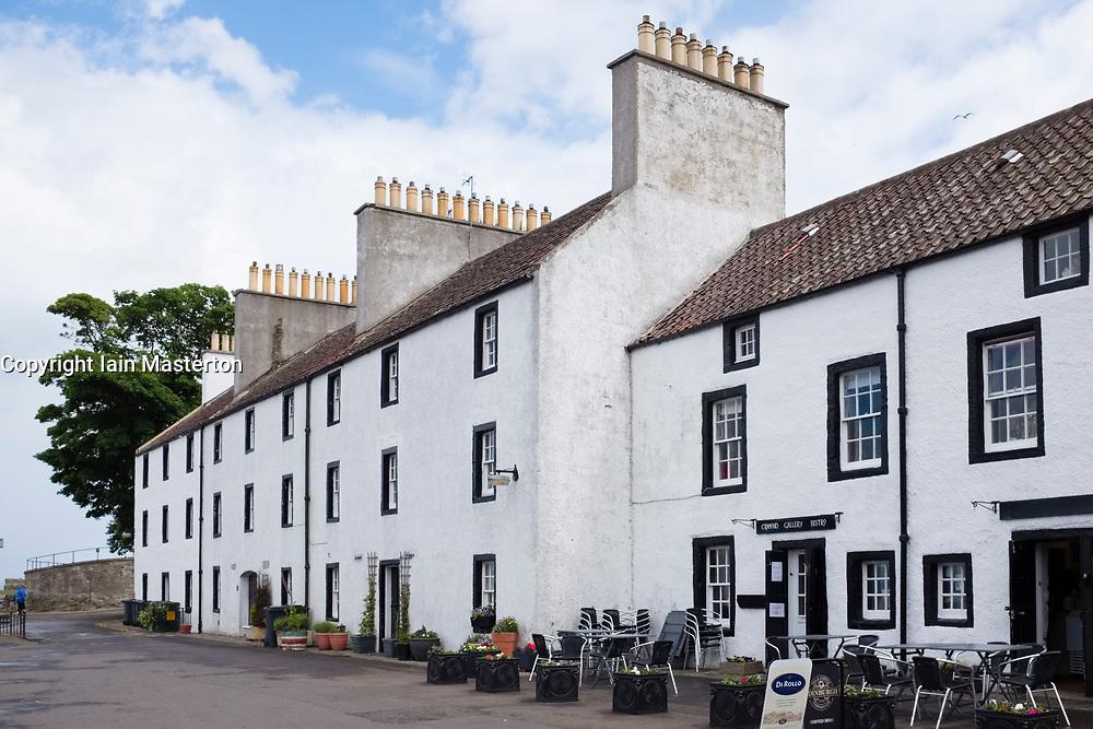 Cramond outside Edinburgh in East Lothian, Scotland, united Kingdom