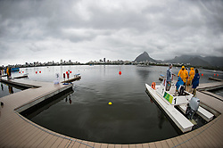Les Coullisses, Behind the scenes, Rowing, Aviron at Rio 2016 Paralympic Games, Brazil