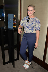 The UK Premier of Johnnie Walker Blue Label's 'Gentleman's Wager' - a short film starring Jude Law was held at The Bulgari Hotel & Residences, 171 Knightsbridge, London on 22nd July 2014.<br /> Picture Shows:-LORNA WEIGHTMAN.