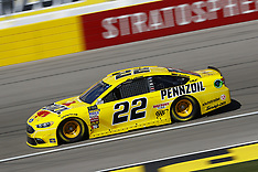 NASCAR 2018: Monster Energy NASCAR Cup Series Pennzoil 400 - 02 March 2018