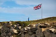 Port Egmont, Saunders Island, Falkland Islands, Great Britain