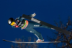 Dominik Peter (SUI) during the Trial Round of the Ski Flying Hill Individual Competition at Day 1 of FIS Ski Jumping World Cup Final 2019, on March 21, 2019 in Planica, Slovenia. Photo by Matic Ritonja / Sportida
