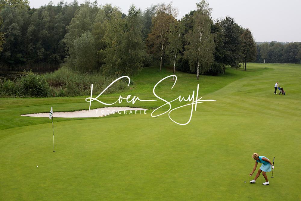 OOSTERHOUT - Hole 16. Oosterhoutse Golf Club COPYRIGHT KOEN SUYK