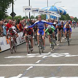 Olympia Tour 2007 <br />Hardenberg bracht Coen Vermeltvoort de etappawinst