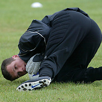 St Johnstone training..22.08.03<br />
