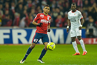 Sofiane Boufal - 15.03.2015 - Lille / Rennes - 29e journee Ligue 1<br /> Photo : Andre Ferreira / Icon Sport