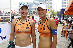 FIVB Beach Volleyball World Tour - Day 1 - 05 May 2018