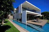 Modern pool 1132