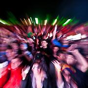 Sao Paulo, Brazil - Kaballah eletronic music festival