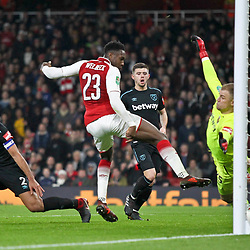 Arsenal v West Ham | League Cup | 19 December 2017