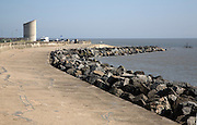 Ness Point, Lowestoft, Suffolk, England is Britain's most easterly point