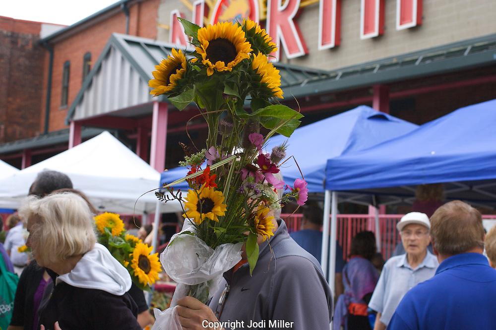 North Market North Market Farmer's Market Columbus Ohio 2009.