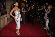 MEL B, Memphis, The Musical. Press night and after party. Shaftesbury Theatre, London WC2 and party at Floridita, Wardour st. Soho.