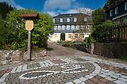 Goethehaus Stützerbach, Thüringer Wald, Thüringen, Deutschland   Goethe House Stuetzerbach, Thuringia, Germany