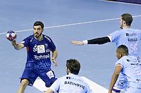 Baptiste Bonnefond - 05.03.2015 - Montpellier / Cesson Rennes - 17eme journee de Division 1<br />Photo : Andre Delon / Icon Sport