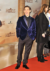Tom Payne attends the German premiere of the film 'The Physician' at Zoo Palast,  Berlin, Germany, Monday, 16th December 2013. Picture by  Schneider-Press / i-Images<br /> UK & USA ONLY