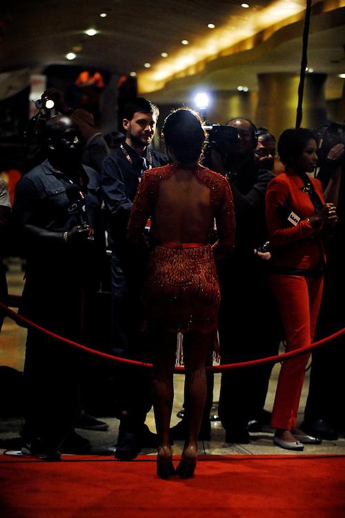 TIFF - 2012 Red Carpet - End Of Watch <br /> <br /> Director - David Ayer <br /> Actors - Natalie Martinez / Micheal Pena / Anna Kendrick / Jake Gyllenhaal