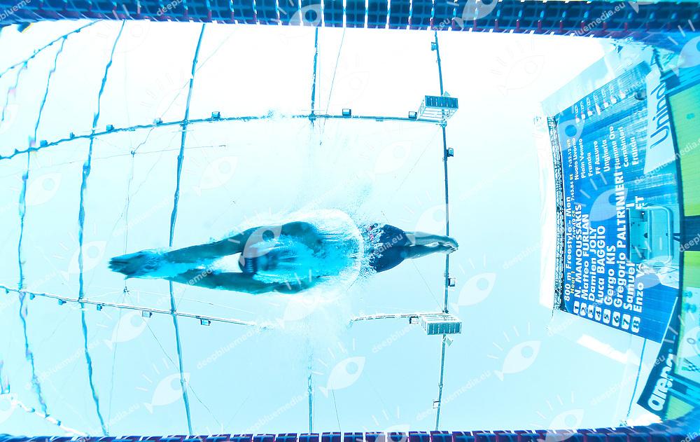 BAGGIO Luca, Italy - Fiamme Azzurre<br /> 800 Freestyle MAN<br /> 50 Settecolli Trofeo Internazionale di nuoto 2013<br /> swimming<br /> Roma, Foro Italico  12 - 15/06/2013<br /> Day01 Final<br /> Photo Diego Montano/Deepbluemedia/Insidefoto
