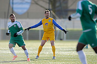 Jerome Rothen - 24.01.2015 - Le Plessis Robinson / Red Star - 17eme journee de DH<br />Photo : Andre Ferreira / Icon Sport