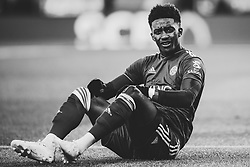 Demarai Gray of Leicester City cuts a frustrated figure - Mandatory by-line: Robbie Stephenson/JMP - 12/04/2019 - FOOTBALL - King Power Stadium - Leicester, England - Leicester City v Newcastle United - Premier League