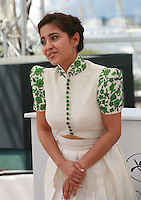 Actress Shweta Tripathi at the Masaan film photo call at the 68th Cannes Film Festival Tuesday May 19th 2015, Cannes, France.
