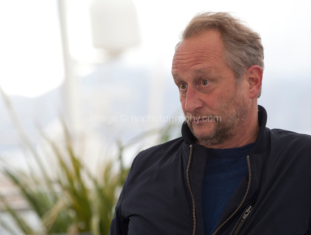 Benoit Poelvoorde at the Le Grand Bain (Sink Or Swim) film photo call at the 71st Cannes Film Festival, Sunday 13th May 2018, Cannes, France. Photo credit: Doreen Kennedy