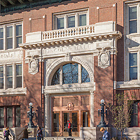 Lincoln Hall, University of Illinois - Cannon Design, Champaign, IL; Photography by Top Chicago Architectural Photographer Wayne Cable.