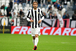 November 5, 2017 - Turin, Italy - Claudio Marchisio (Juventus FC)  during the Serie A football match between Juventus FC and Benevento Calcio on 05 November 2017 at Allianz Stadium in Turin, Italy. (Credit Image: © Massimiliano Ferraro/NurPhoto via ZUMA Press)