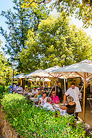 Terroir Restaurant, Kleine Zalze Wines, Stellenbosch, Cape Winelands, South Africa.