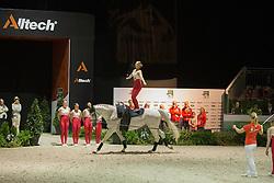 Team SUI, Will Be Good, Monika Winkler  - Squad compulsory - Alltech FEI World Equestrian Games™ 2014 - Normandy, France.<br /> © Hippo Foto Team - Dirk Caremans<br /> 02/09/14