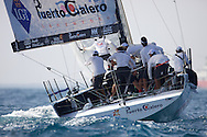 ITALY, Sardinia, Cagliari, AUDI MedCup, 24th July 2009,  Autonomous Region of Sardinia Trophy, GP42, Race 8, Islas Canarias Puerto Calero