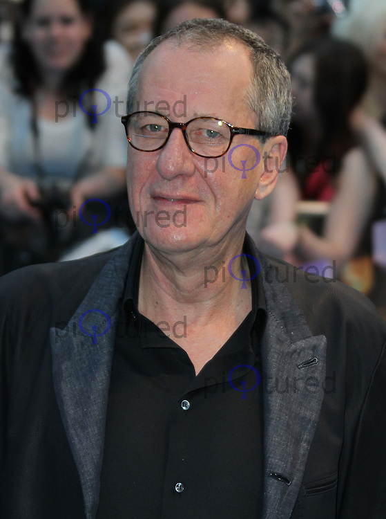 Geoffrey Rush Pirates Of The Caribbean: On Stranger Tides - UK Premiere, Westfield Shopping Centre, London, UK, 12 May 2011:  Contact: Rich@Piqtured.com +44(0)7941 079620 (Picture by Richard Goldschmidt)