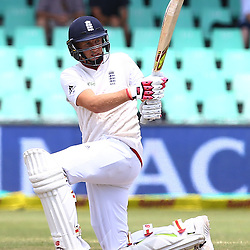 Durban South Africa - December 29, Joe Root of England during the match between South Africa  and England day 4 of the 1st test , 29 December 2015. (Photo by Steve Haag) images for social media must have consent from Steve Haag