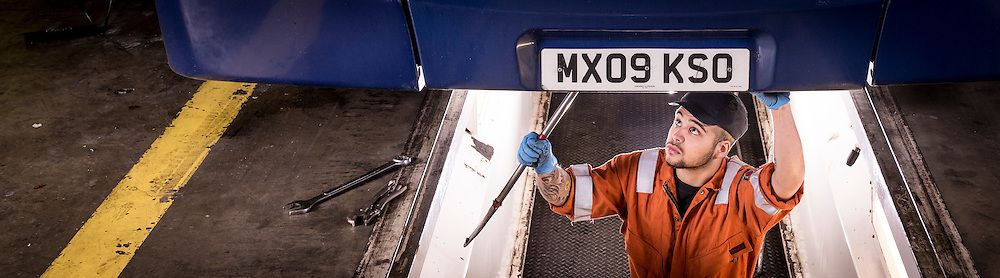 Stagecoach Apprentice Engineer, Manchester.
