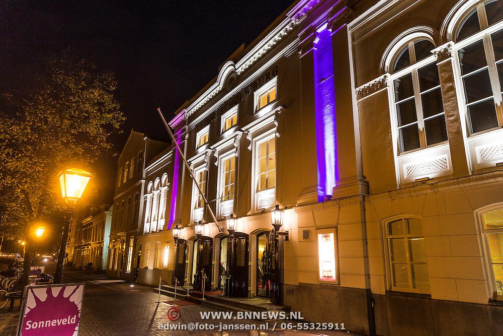 NLD/Leiden/20130930 - Premiere Garland, Vera Mann en Ellen Evers