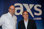 Executives at AEG's ticketing firm, AXS.