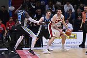 Simone Zanotti<br /> Vanoli Cremona - VL Pesaro<br /> Campionato Serie A 2018-2019<br /> Cremona 7/04/2019<br /> M.Ciaramicoli | Ciamillo-Castoria