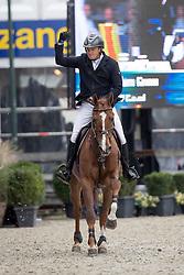 Greve Willem, NED, Garant<br /> FEI World Breeding Jumping Championships for Young horses - Lanaken 2016<br /> © Hippo Foto - Leanjo de Koster<br /> 18/09/16