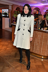 AMY MOLYNEAUX at the Fortnum & Mason and Quintessentially Foundation Fayre of St.James's in association with The Crown Estate held at St.James's Church, Piccadilly followed but a reception at Fortnum & Mason, Piccadilly,London on 5th December 2013.