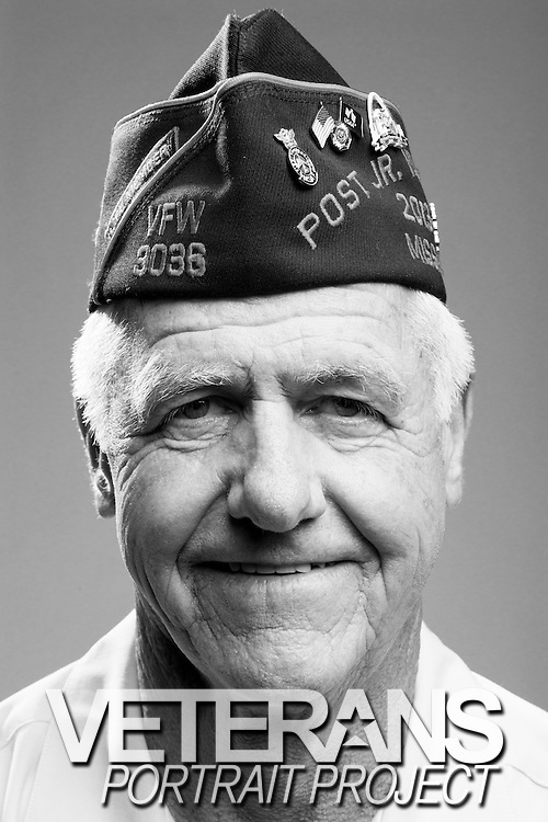 George Herrington<br /> Air Force<br /> E-9<br /> Fire Fighter<br /> 1968 - 2003<br /> OIF, OIF<br /> <br /> Veterans Portrait Project<br /> St. Louis, MO