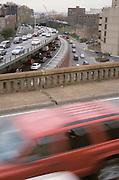 Traffic on a many-leveled highway