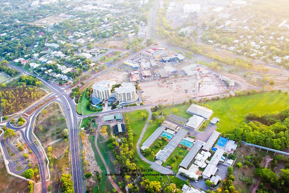 Aerial Photography Darwin. Photo Shane Eecen