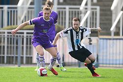JAKE MOULT  ALTRINCHAM FC, Grantham Town v Altrincham Evostik League Premier Division Northern, South Kesteven Stadium, Score 0-2, Altrincham Promoted and Winners of the League Saturday 21st April 2018.