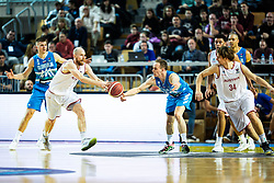 Klemen Prepelic of Slovenia during basketball match between National teams of Slovenia and Austria in 2nd Round of the 2021 EuroBasket Qualifiers, on February 23, 2020 in Arena Bonifika, Koper / Capodistria, Slovenia. Photo By Grega Valancic / Sportida