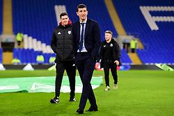 Watford manager Javi Gracia prior to kick off  - Mandatory by-line: Ryan Hiscott/JMP - 22/02/2019 -  FOOTBALL - Cardiff City Stadium - Cardiff, Wales -  Cardiff City v Watford - Premier League