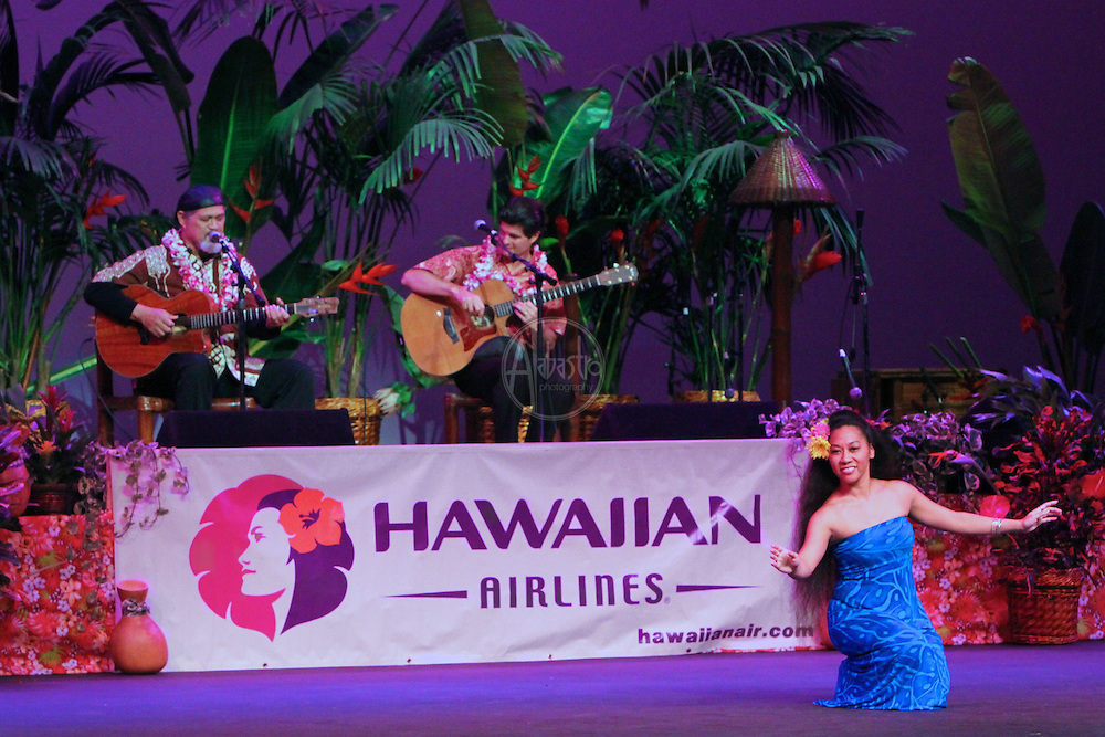 2011 SoCal Slack Key Festival at the Redondo Beach Performing Arts Center on January 23, 2011.